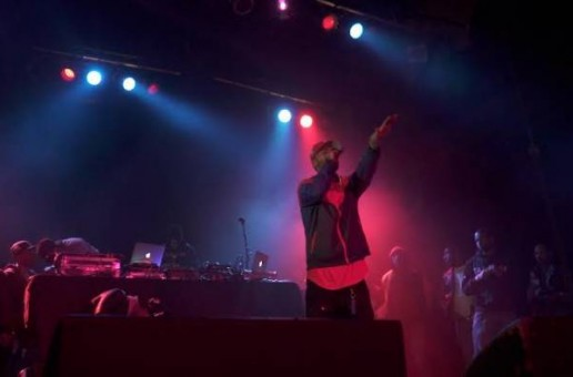 "Dave East Performs At Beanie Sigel's ""Top Shotta"" Concert In Philly (Video)"