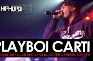 Playboi Carti Performs With Lil Uzi Vert At The TLA (HHS1987 Exclusive) (Video)