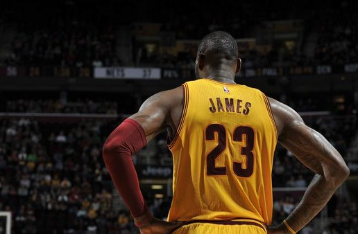 LeBron James Moves To 12th On The All-Time NBA Scoring List