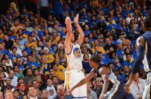NBA History: Stephen Curry Drops 46 Points & Leads The Warriors to Win 73 (Video)