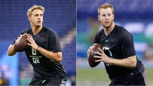 ChJBchFWgAANt6M-500x281 The Los Angeles Rams Selected Goff #1; The Philadelphia Eagles Selected Carson Wentz #2