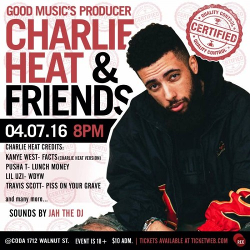 Charlie Heat & Friends