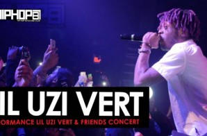 "Lil Uzi Vert Performs ""Big Racks"" & more at the TLA (HHS1987 Exclusive) (Video)"
