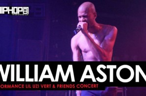 "William Aston Performance ""Lil Uzi Vert & Friends Concert"" (HHS1987 Exclusive) (Video)"