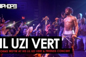 "Lil Uzi Vert Performs ""WDYW"" at the TLA (HHS1987 Exclusive) (Video)"
