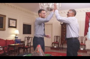 """President Obama Spends Quality Time With Steph Curry In """"My Brother's Keeper"""" (Video)"""