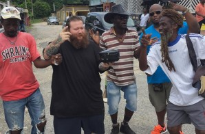 Action Bronson – Mr. 2 Face Ft. Jah Tiger & Meyhem Lauren