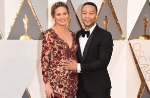 Welcome Baby Girl Luna! John Legend & Chrissy Teigen Announce Daughter's Arrival!