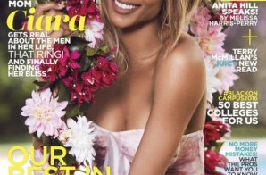 Ciara Graces The Cover Of Essence Magazine + BTS Footage (Video)