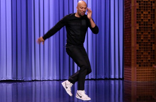 Common Breakdances On The Tonight Show