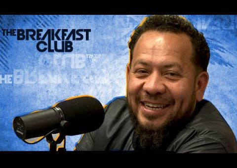 Elliott Wilson Talks CRWN Series, New Episode W/ DJ Khaled Podcast, & More On The Breakfast Club (Video)