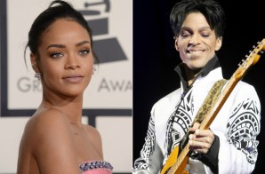 Rihanna Pays Tribute To Prince In Calgary
