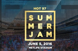 Hot 97 Summer Jam FESTIVAL Stage Line Up