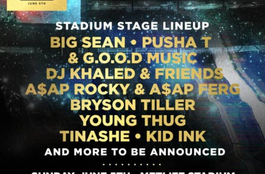 Hot 97 Summer Jam Stadium Stage Announced!