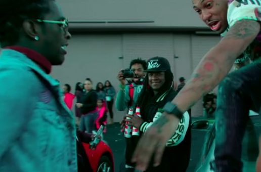 Trouble – Ready Ft. Young Thug, Young Dolph & Big Bank Black (Remix) (Video)
