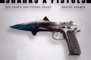 Young Crazy x Breeze Barker – Sharks x Pistols (Album Stream/Interview)