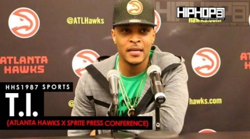 "unnamed-3-1-500x279 T.I. Talks The Atlanta Hawks 2015-16 Season, Performing in Las Vegas, Starring In Will Packer's ""Roots"", 'The Dime Trap', 2016 Endeavors"