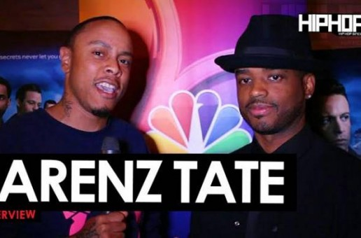 "Larenz Tate Talks ""Game Of Silence"", Allen Iverson's Impact On The Urban Culture,Upcoming Films, The Chicago Bull Postseason Chances & More (Video)"
