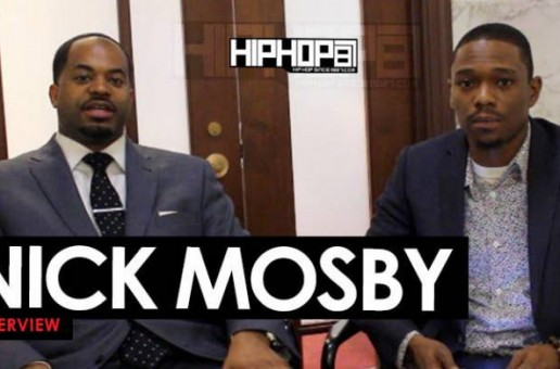 HipHopSince1987 Exclusive Nick Mosby Interview