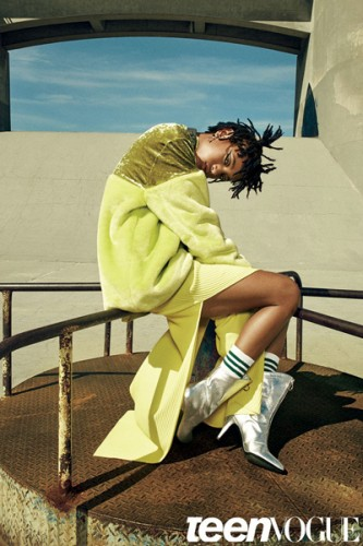 willow-smith-teen-vogue-2-333x500 Willow Smith Covers Teen Vogue & Slays!