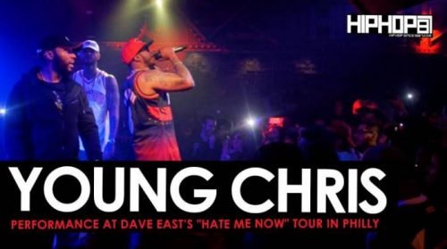 "yc-500x279 Dave East Brings out Young Chris at his ""Hate Me Now"" Tour in Philly (Video)"