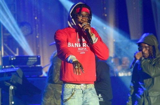 "Young Thug Announces ""I Came From Nothing 4"" Mixtape"