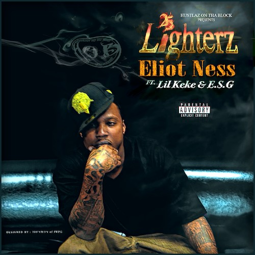 1-2-1 Eliot Ness ft. Lil Keke & E.S.G. - 25 Lighterz