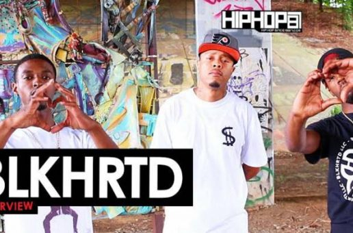 BLKHRTD Talks Their New Project 'The Double Disc' & More With HHS1987 (Video)
