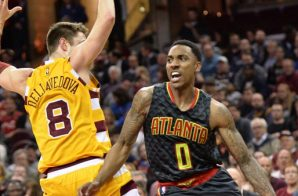 The Atlanta Hawks Tip Off Game 1 Against The Cleveland Cavaliers Tonight At 7pm