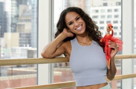 #BlackGirlsRock: Misty Copeland Receives Her Own Barbie