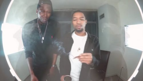CjeyQYyXEAUWM9t-500x282 Rockie Fresh - 8 Missed Calls (Interlude) (Video)