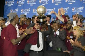 The Cleveland Cavaliers Are The 2016 Eastern Conference Champions; LeBron James Is Headed To His 6th Straight NBA Finals (Video)