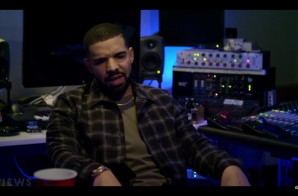 Drake Sits Down With Zane Lowe On OVOSOUND Radio (Video)