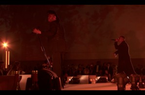 "The Weeknd & Nas Share The Stage To Perform ""Tell Your Friends"" At The Met Gala (Video)"