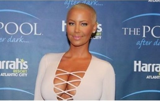 Amber Rose Will Soon Have Her Own Talk Show Coming To VH1
