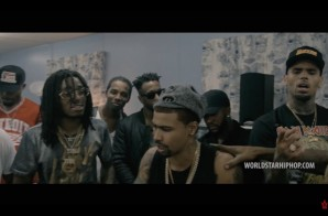 Kid Red – Bounce Ft. Chris Brown & Migos (Video)