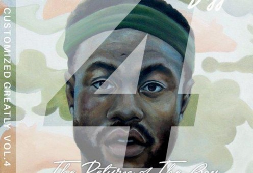 Casey Veggies – Customized Greatly 4 (Mixtape)