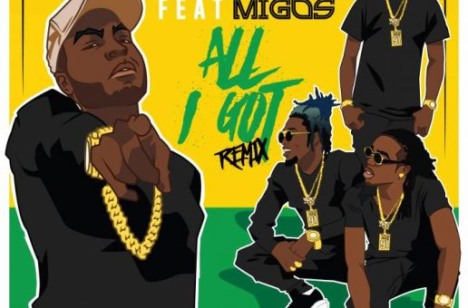 Sean Kingston – All I Got (Remix) Ft. Migos