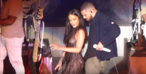 dr-1-500x254 Drake Joins Rihanna On Stage In LA (Video)