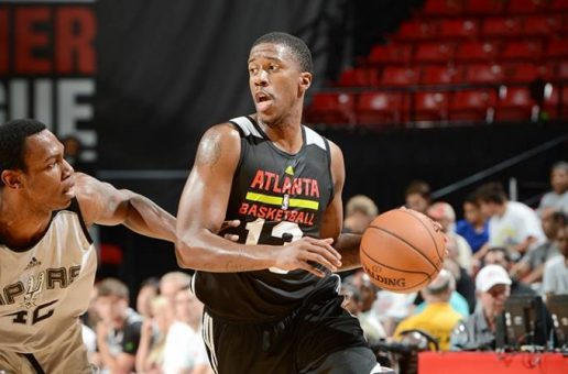 Stay True To Atlanta With The Hawks This Summer During The 2016 Las Vegas NBA Summer League