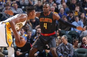 Atlanta Hawks Star Paul Millsap Has Been Named To The NBA All-Defensive Second Team