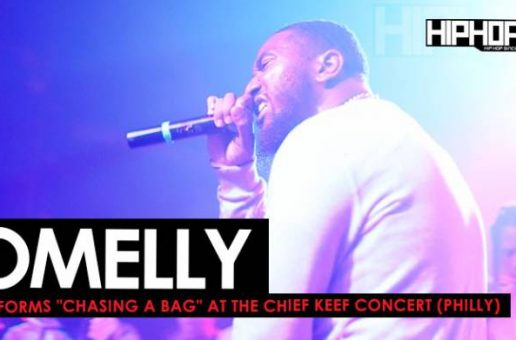 Omelly Performance at the Chief Keef Concert in Philly (5/8/16)
