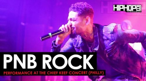 pnb-rock-chief-keef-500x279 PNB Rock Performance at the Chief Keef Concert in Philly (5/8/16)