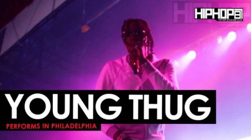 young thug philly show