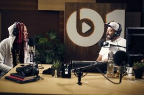 "Mike Zombie Talks w/ Ebro Darden On Beats1 & Premieres ""Diamonds"" Single (Video)"