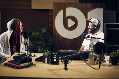"62216_Mike_Zombie_Ebro_Beats1NY_0029_2042899-1-500x334 Mike Zombie Talks w/ Ebro Darden On Beats1 & Premieres ""Diamonds"" Single (Video)"
