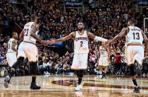 LeBron James & Kyrie Irving Led The Cleveland Cavs To A Victory In Game 3 Of The 2016 NBA Finals (Video)