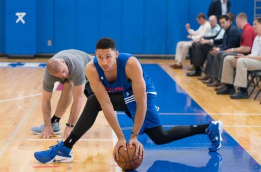 The Philadelphia 76ers Have Informed Ben Simmons That He Will Be The #1 Pick In The 2016 NBA Draft