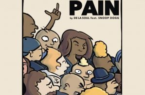 De La Soul – Pain Ft. Snoop Dogg