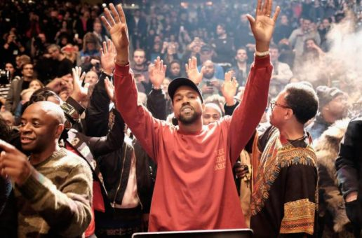 Kanye West – Champions/Round & Round Ft. Desiigner, Travis Scott, Big Sean, Gucci Mane, Yo Gotti, 2 Chainz & Quavo